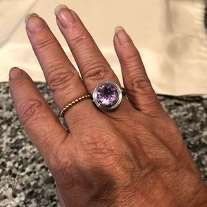 New Sterling Silver ring